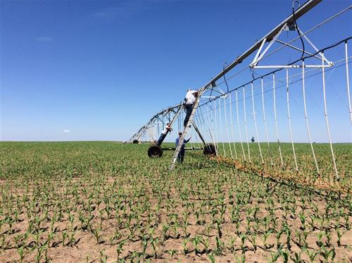 WaterPACK and ILS Farm Irrigation